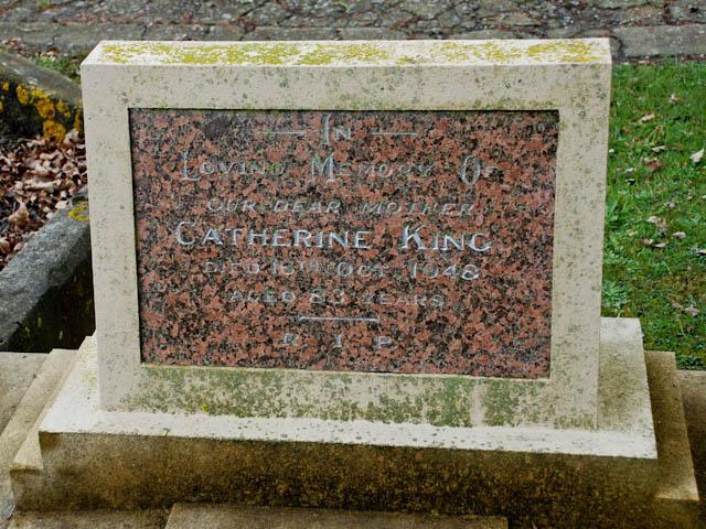 Headstone Picture